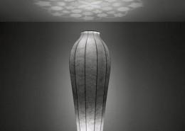 lampadaires-Flos Chrysalis