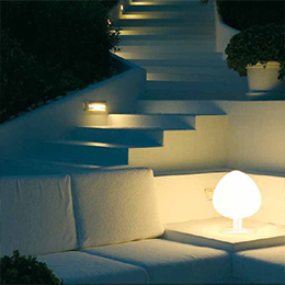 Luminaires portal clairages int rieurs ext rieurs lattes b ziers - Luminaire italien haut de gamme ...