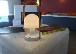 lampe exterieure sans fil rechargeable