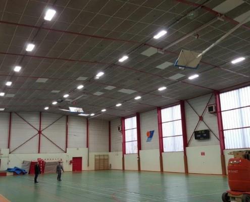luminaires-gymnase-portal-eclairage